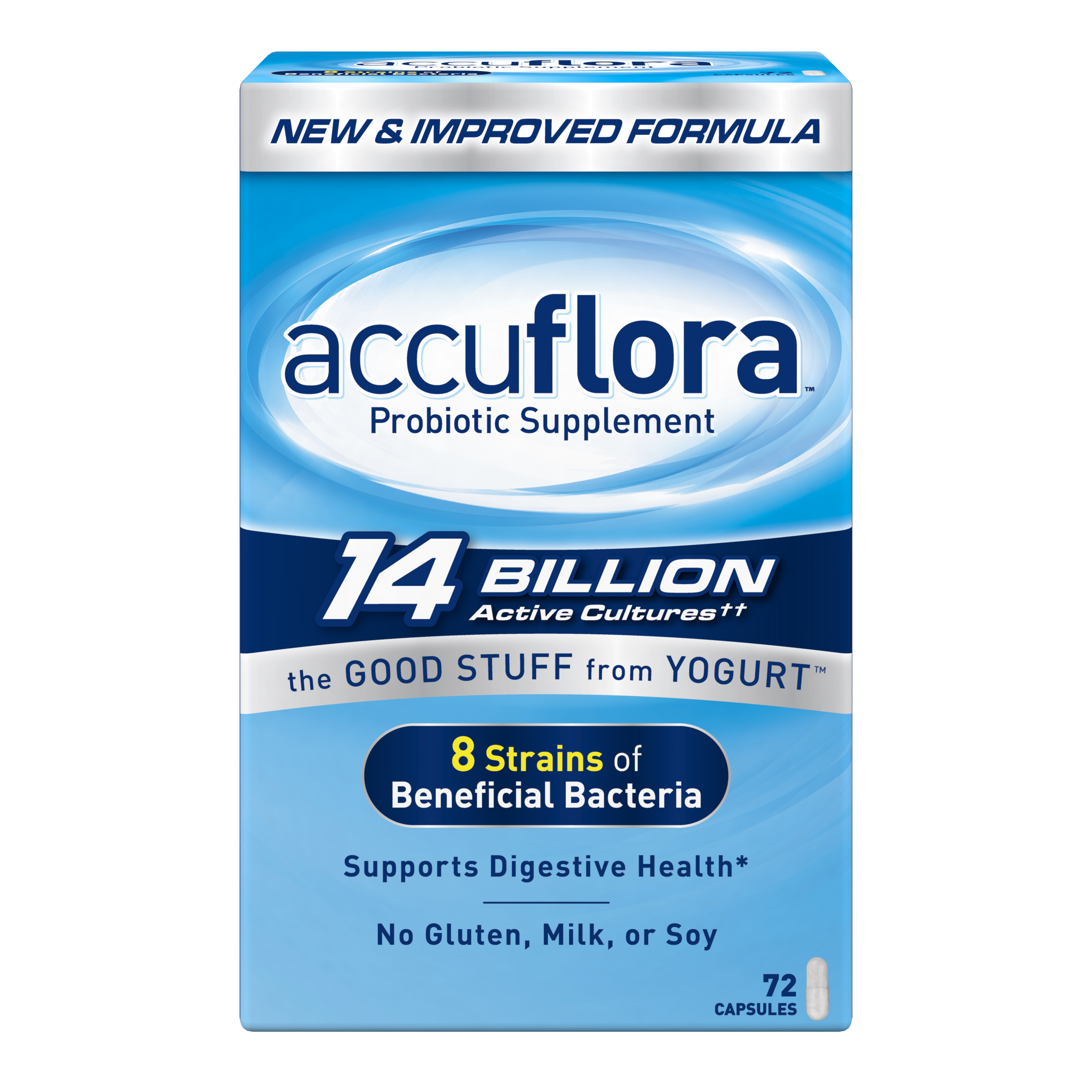 8231fc6c0a6 accuflora™ Probiotic Supplement