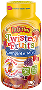 Twisted Fruits bottle