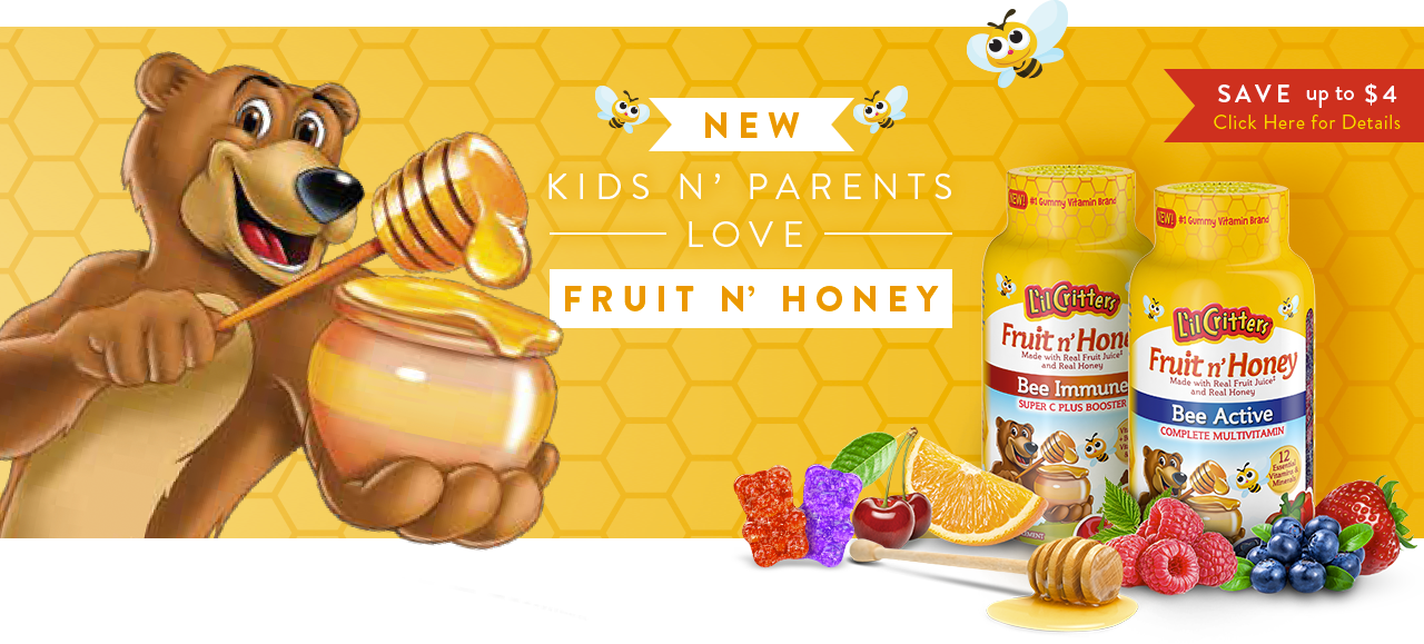 Fruit N' Honey