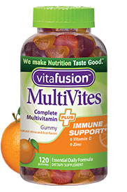 MV Plus Immune Support Bottle