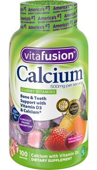 Calcium Bottle
