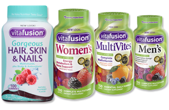 Vitafusion Products