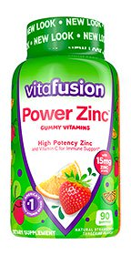 vitafusion Power Zinc Gummy Vitamins