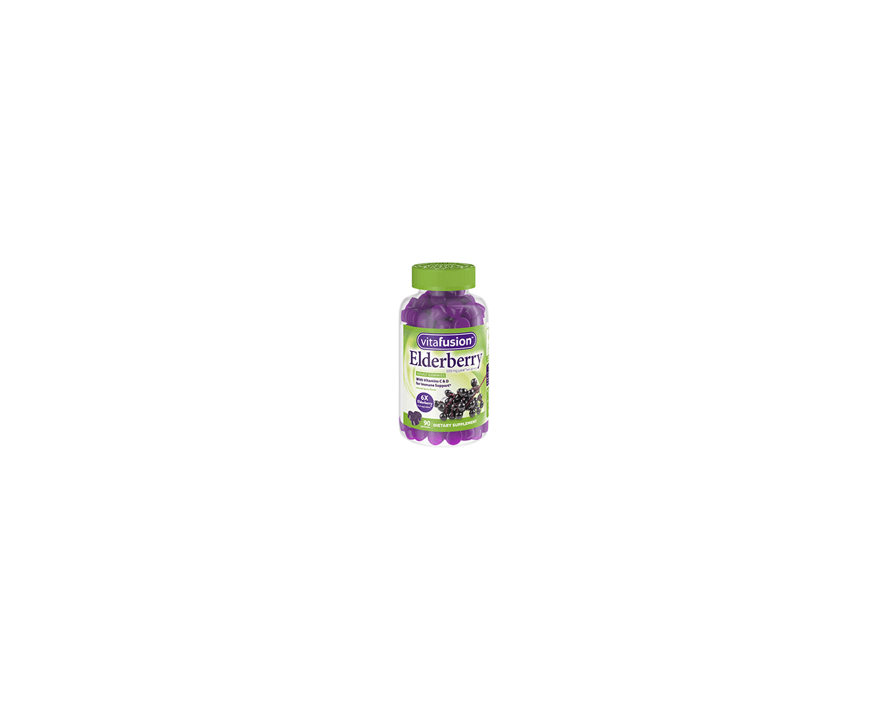 Vitafusion Elderberry