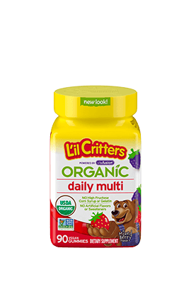 Organic Children's Gummy Multivitamin