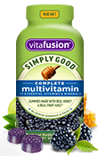 Simply Good Multivitamin bottle