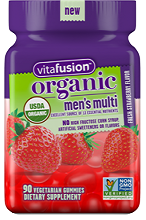 Organic Men's Multivitamin