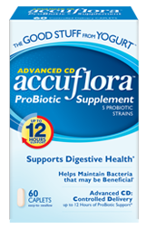 Accurflora Bottle
