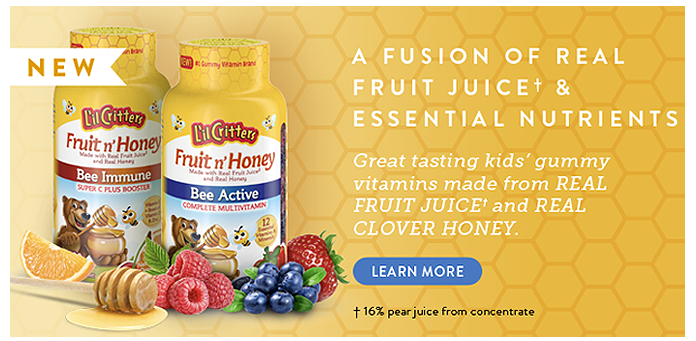 Fruit and Honey promo
