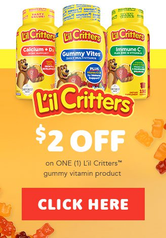 $1 Off LilCritters - Click Here